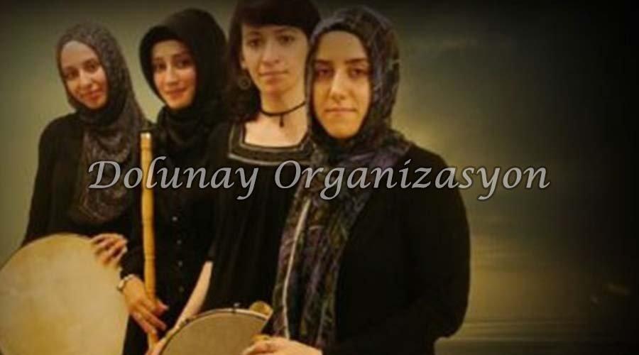Bayan İlahi Grubu - Dolunay Organizasyon