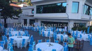 Masa Sandalye Kiralama - Dolunay Organizasyon