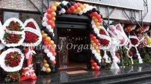 Balon süsleme Organizasyonu - Dolunay Organizasyon