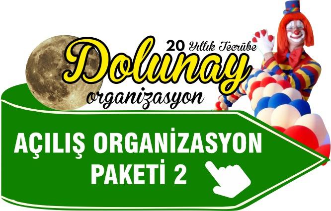 Açılış Organizasyonu Paket 2