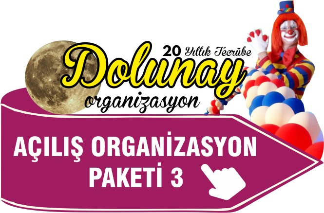 Açılış Organizasyonu Paket 3