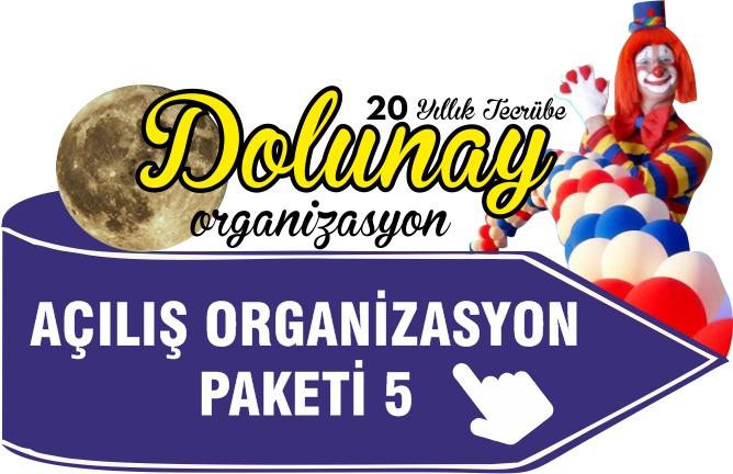 Açılış Organizasyonu Paket 5