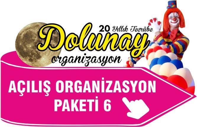 Açılış Organizasyonu Paket 6