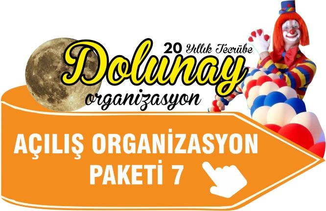 Açılış Organizasyonu Paket 7