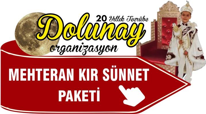 Sünnet Organizasyonu Mehterli Sünnet Düğünü Paketi