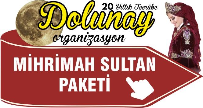 İslami Kına Organizasyonu Mihrimah Sultan Paketi